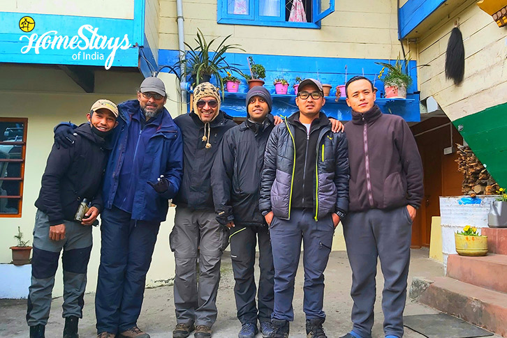 Happy Guest-Lachung Boutique Homestay