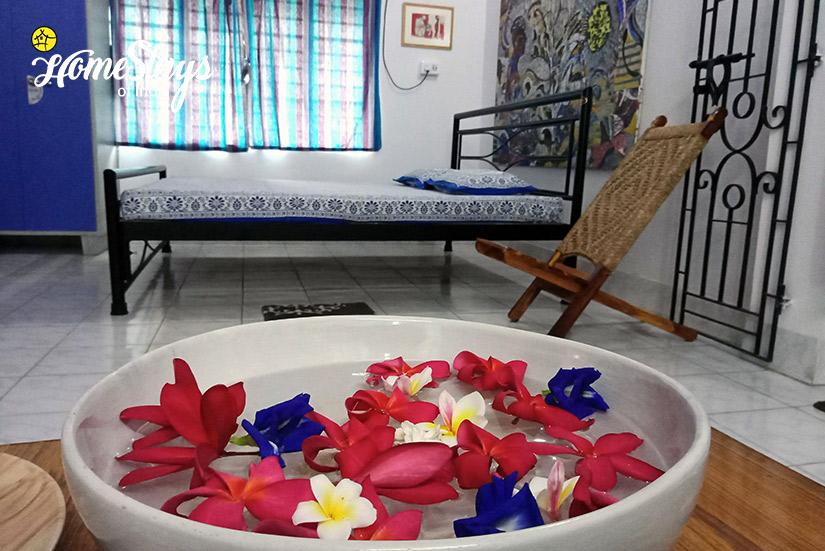 Interior-Abanpolly Homestay-Shantiniketan