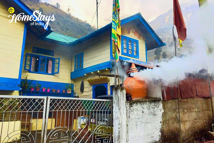 Lachung Boutique Homestay