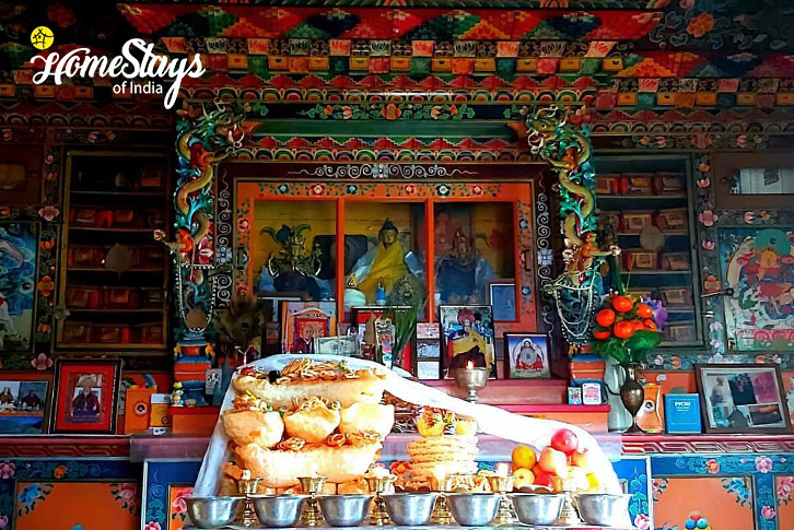 Lachung Monastery-Lachung Boutique Homestay