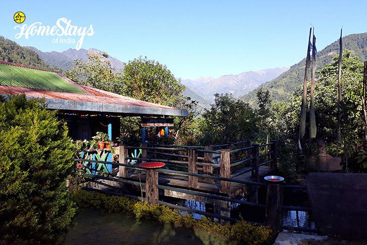 Lagay Village Homestay-3-Pelling