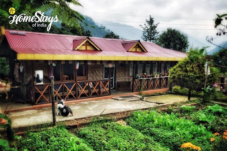 Lagay Village Homestay-4-Pelling