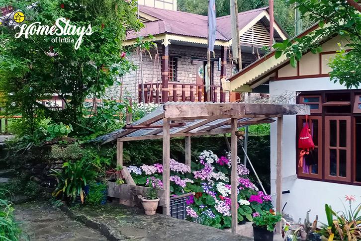 Lagay Village Homestay-Pelling