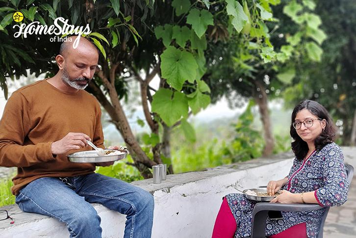 Lunch-Mirai-Homestay-Dwarahat