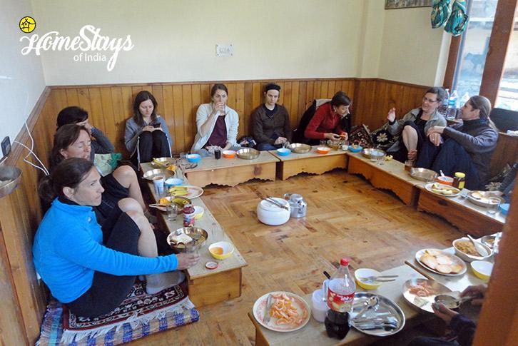 Lunch-Vashisht Homestay-Manali