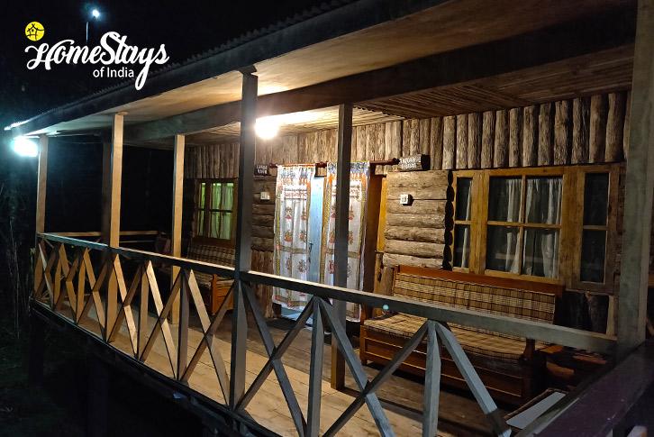 Night-Lagay Village Homestay-Pelling