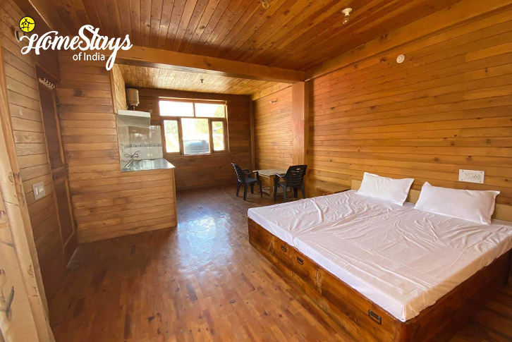Room-4-Vashisht Homestay-Manali
