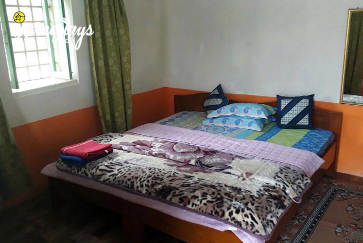 Room-5-Lagay Village Homestay-Pelling