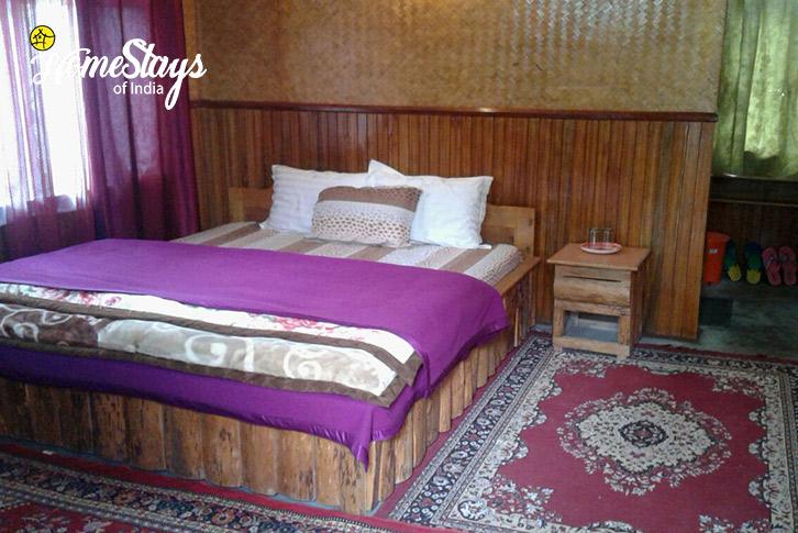 Room-Lagay Village Homestay-Pelling