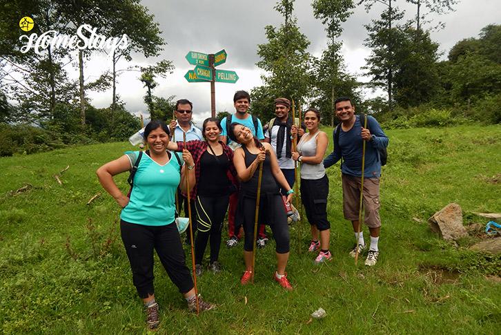 Trekking-Lagay Village Homestay-Pelling