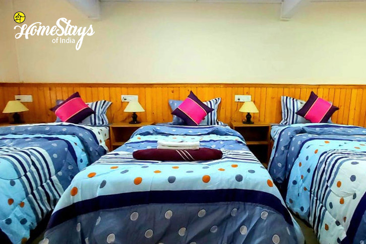 Triple BedRoom-Lachung Boutique Homestay