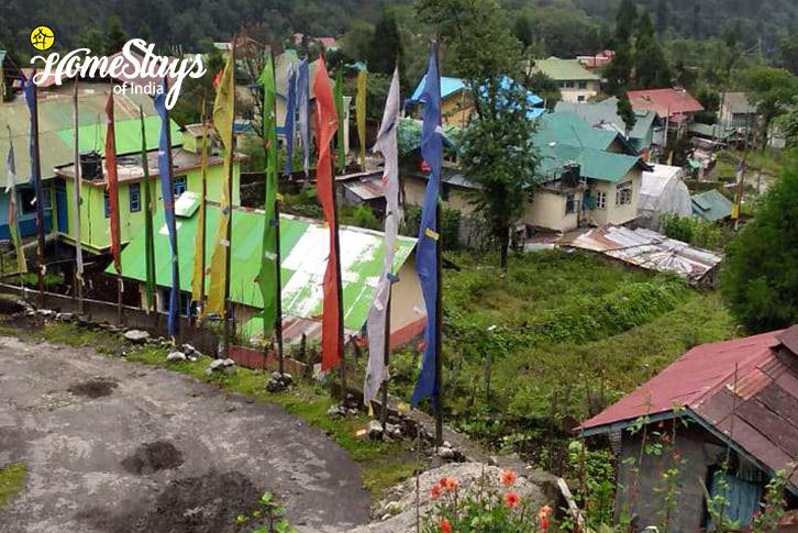 Village-Shingring Ten Homestay-Lachung