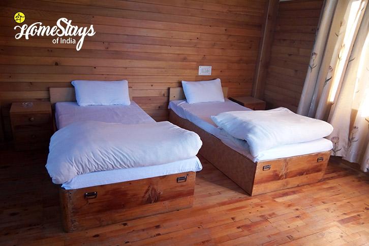 Room-1-Vashisht Homestay-Manali