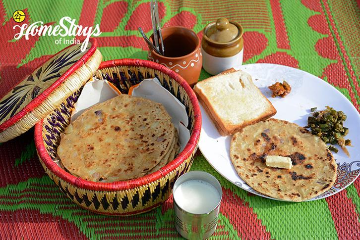 Breakfast_Sunkiya-Homestay-Mukteshwar