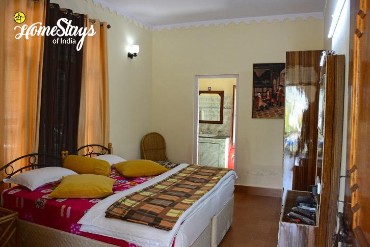 Double Room-2-Jone's Estate Homestay-Bhimtal