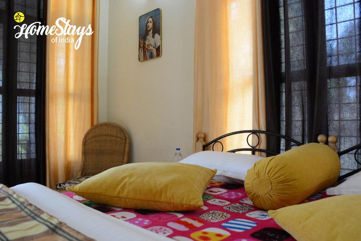Double Room-4-Jone's Estate Homestay-Bhimtal