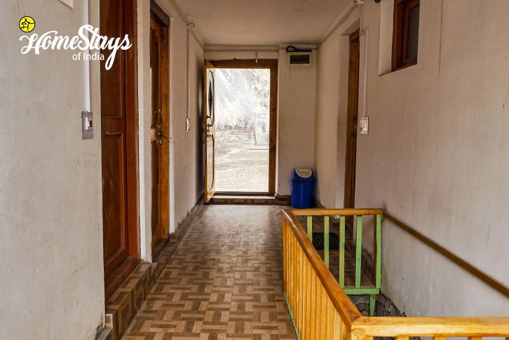 Entrance-2-Turtuk Homestay-Ladakh