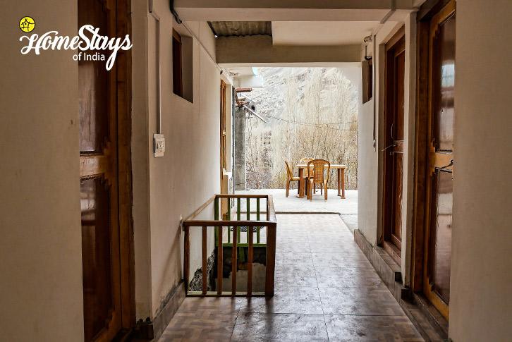 Entrance-Turtuk Homestay-Ladakh