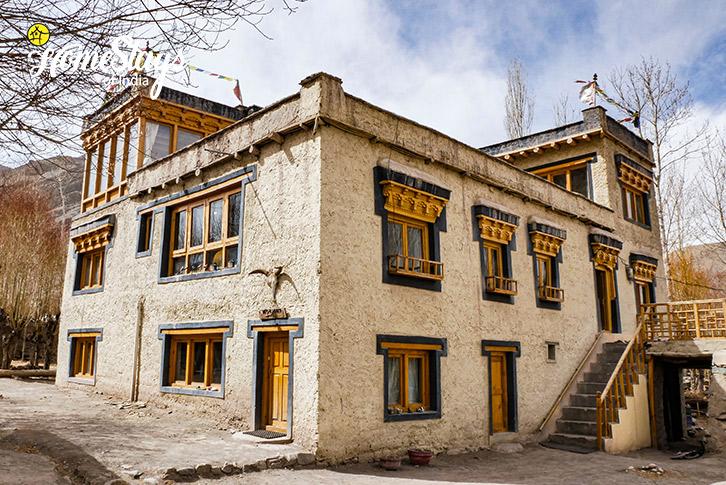 Exterior-Stok Eco Village Homestay-Leh
