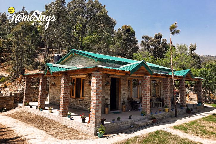Gehna Snowline Homestay-Mukteshwar