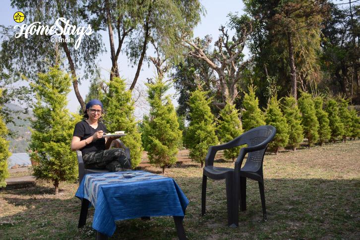 Happy Guest-Jone's Estate Homestay-Bhimtal
