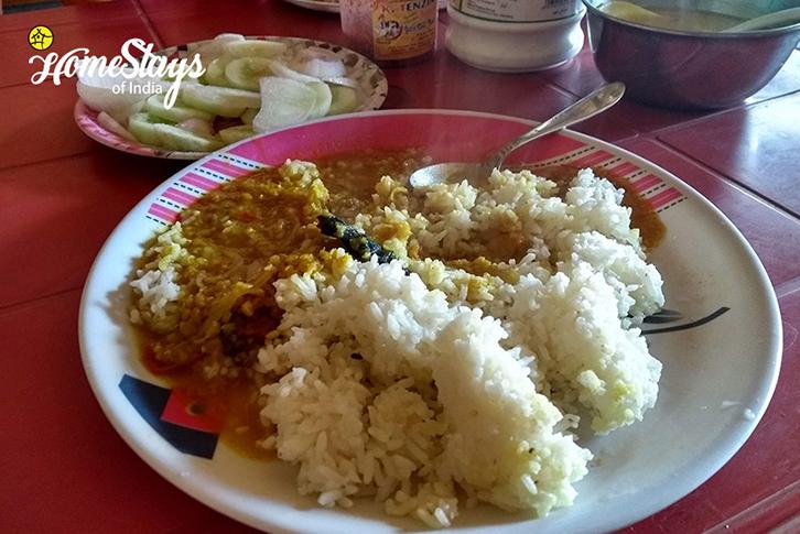 Rice_Pangmo-Homestay-Spiti