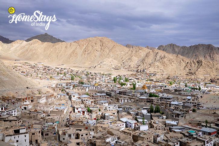Leh-City_Skampari-Homestay_Leh-Ladakh
