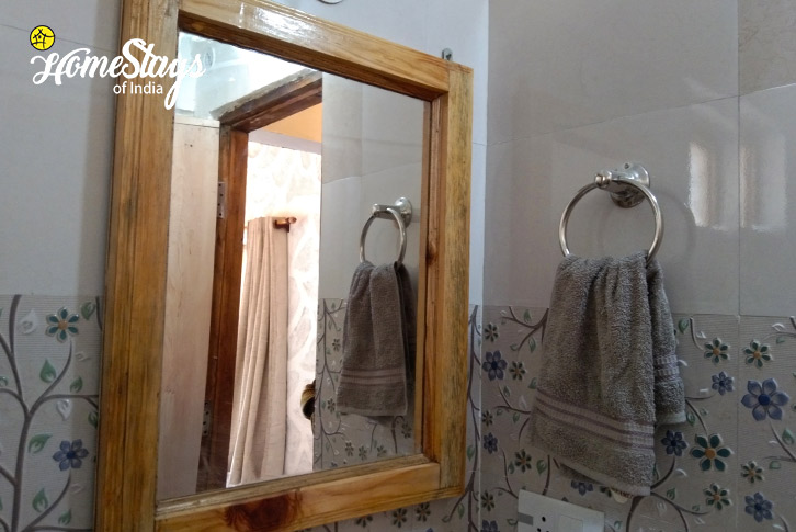 Mirror-Gehna Snowline Homestay-Mukteshwar