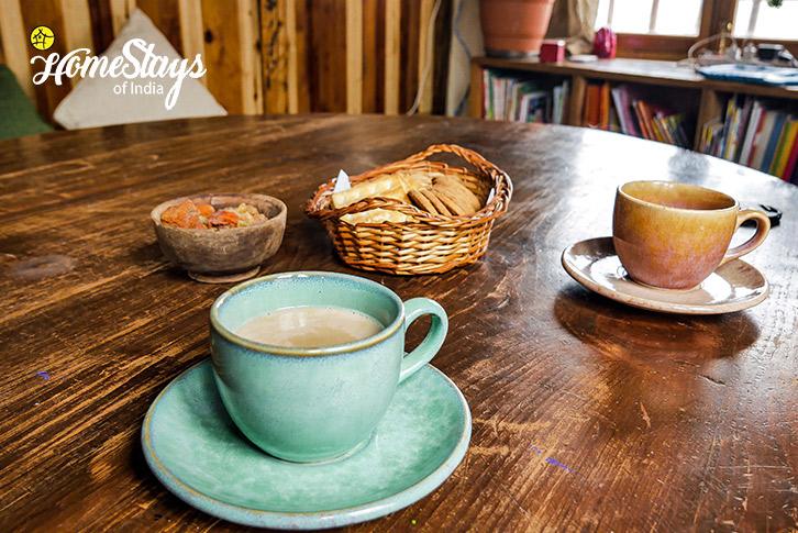 Morning Tea-Stok Eco Village Homestay-Leh
