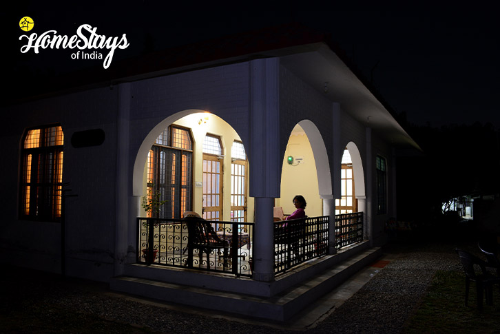 Night-2-Jone's Estate Homestay-Bhimtal