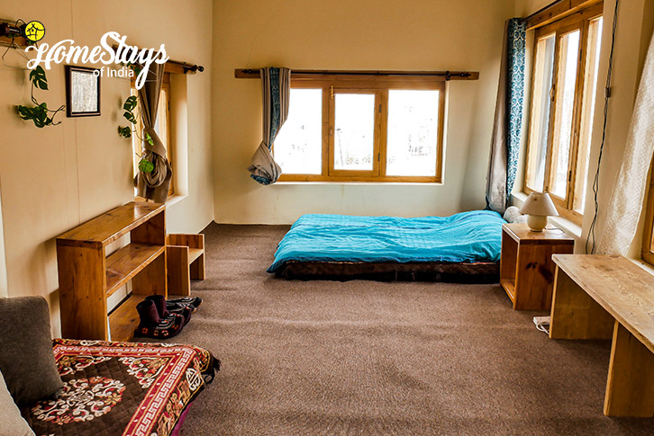 Room-2-Stok Eco Village Homestay-Leh