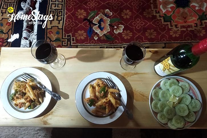 Snacks_Kaza-Khas-Homestay-Spiti