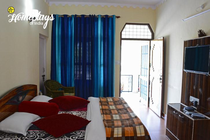 Suite Room-5-Jone's Estate Homestay-Bhimtal
