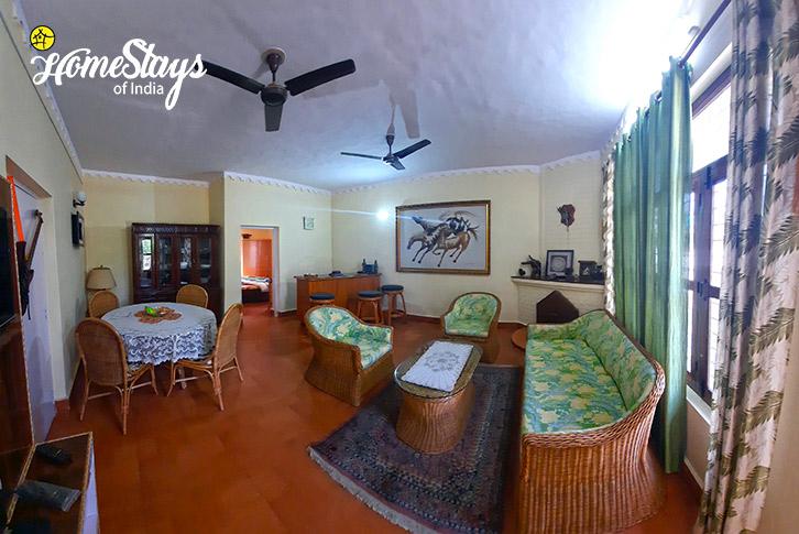 Suite Room-Jone's Estate Homestay-Bhimtal