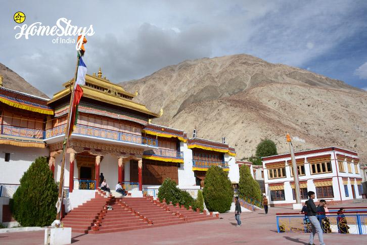 Sumur-Monastery-Sumur-Homestay-Nubra Valley-Ladakh