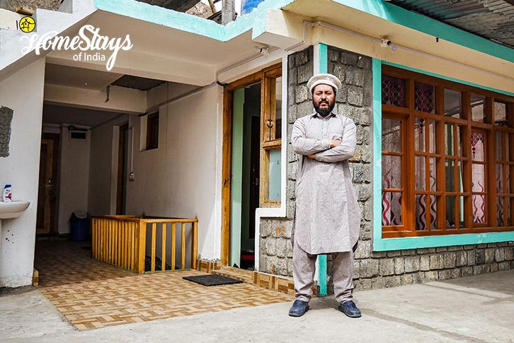 The Host-Turtuk Homestay-Ladakh