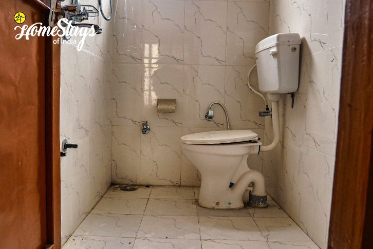 Washroom-1-Turtuk Homestay-Ladakh