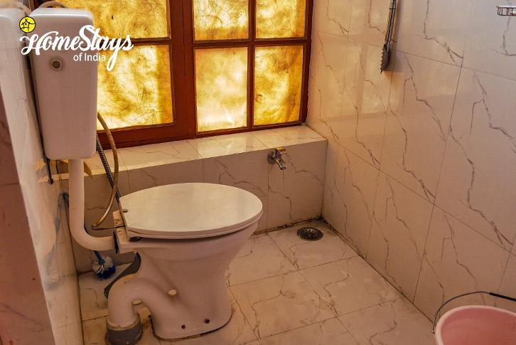 Washroom-2-Turtuk Homestay-Ladakh