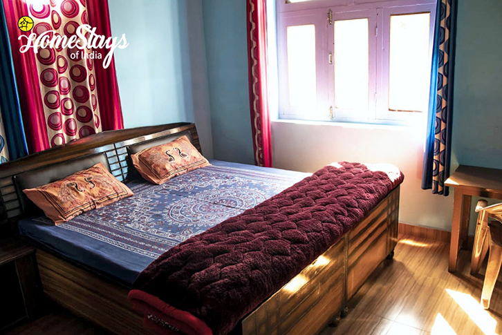 BedRoom3_Saryo-Homestay-Kalpa