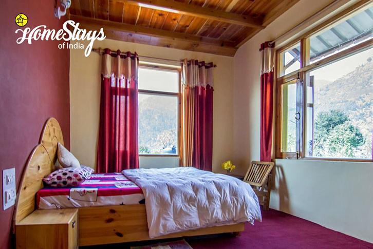 Double Room_Haripur-Homestay-Manali