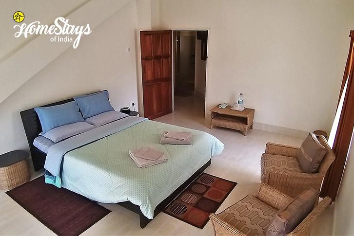 Terrace-Room-Umsaw Nongkharai Homestay-Ri Bhoi