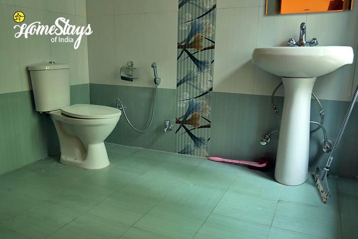 Bathroom-2-Temisgam Homestay-Leh