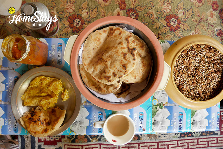 Breakfast-Temisgam Homestay-Leh