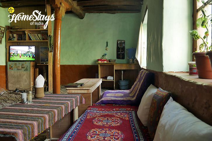 Common-Seating-Likir-Homestay-Ladakh