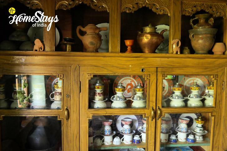 Cutlery-Likir-Homestay-Ladakh