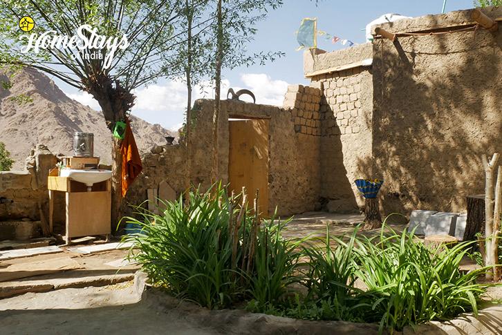 Exterior-Likir-Homestay-Ladakh