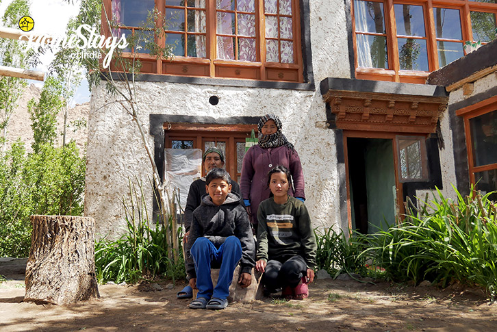 Host-Likir-Homestay-Ladakh