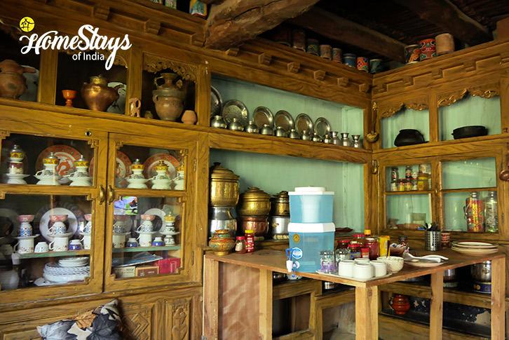 Kitchen-Likir-Homestay-Ladakh