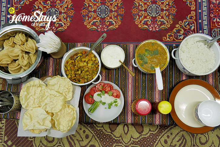 Lunch-Likir-Homestay-Ladakh