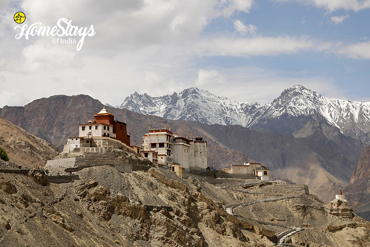 Monastery-Temisgam Homestay-Leh